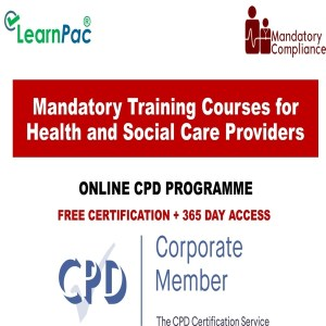 Mandatory Training Courses for Health and Social Care Providers - Mandatory Training Group UK -