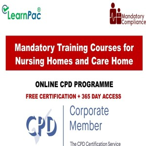 Mandatory Training Courses for Nursing Homes and Care Home Staff - Mandatory Training Group UK -