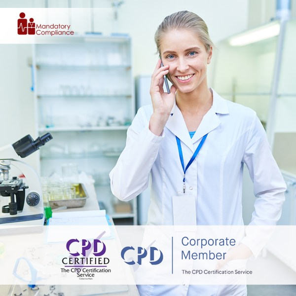 Mandatory Training for Allied Health Professionals – Online Training Course – CPD Accredited – Mandatory Compliance UK –