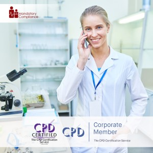 Mandatory Training for Allied Health Professionals - Online Training Course - CPD Accredited - Mandatory Compliance UK -