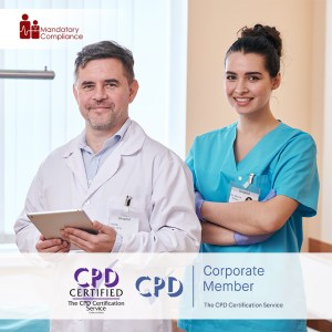 Mandatory Training for Health and Social Care Staff - Online Training Course - CPD Accredited - Mandatory Compliance UK -