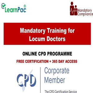 Mandatory Training for Locum Doctors - Mandatory Training Group UK -