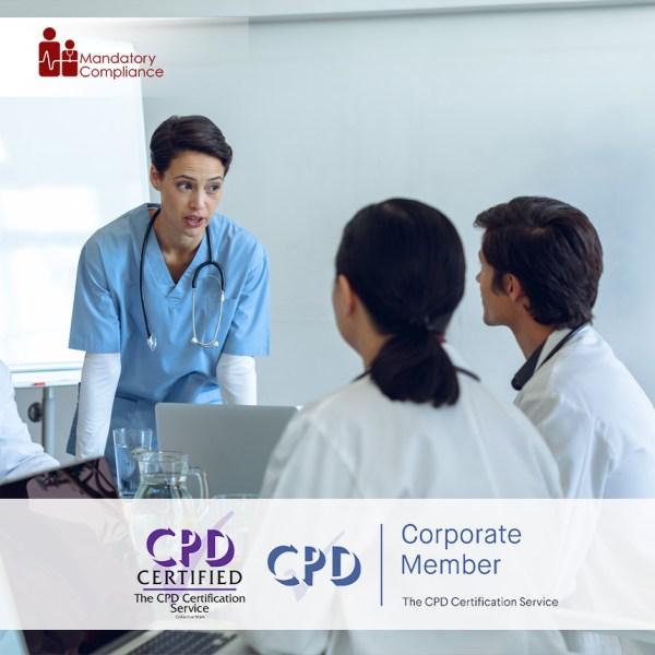 Mandatory and Statutory Training Courses – Online Training Course – CPD Accredited – Mandatory Compliance UK –