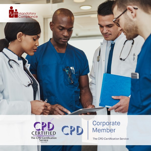 Online Candidate Mandatory Training – Online Training Course – CPD Accredited – Mandatory Compliance UK –