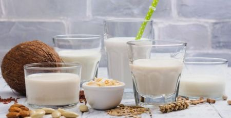 Plant-based milks on the rise - A quarter of Britons are drinking them - The Mandatory Training Group UK -