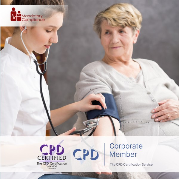 Skills for Care Mandatory Training and Statutory Training Courses – Online Training Course – CPD Accredited – Mandatory Compliance UK –