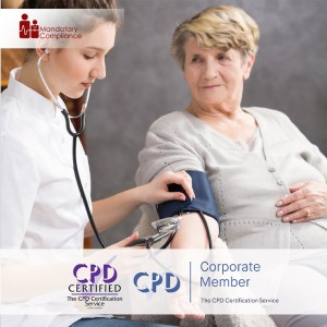 Skills for Care Mandatory Training and Statutory Training Courses - Online Training Course - CPD Accredited - Mandatory Compliance UK -