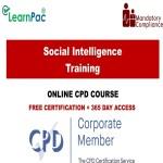 Social Intelligence Training - Mandatory Training Group UK -
