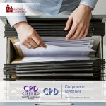 Archiving and Records Management – Online Training Course – CPDUK Accredited – Mandatory Compliance UK –