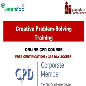 Creative Problem-Solving Training - Mandatory Training Group UK -