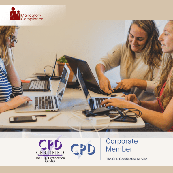 Digital Citizenship Training – Online Training Course – CPD Accredited – Mandatory Compliance UK –