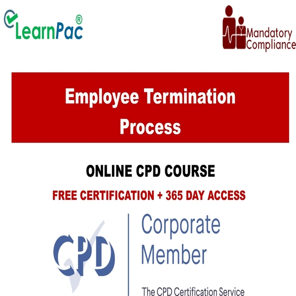 Employee Termination Process – Mandatory Training Group UK –