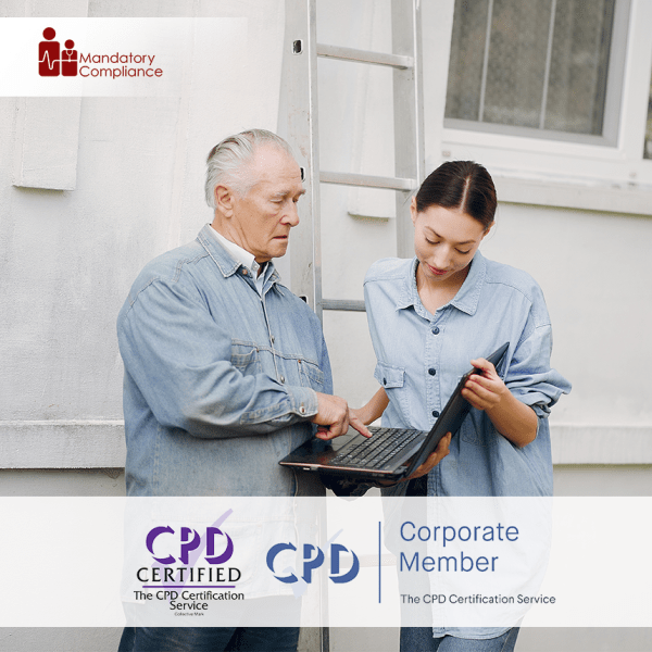 Generation Gaps Training – Online Training Course – CPD Accredited – Mandatory Compliance UK –