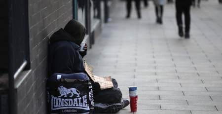 NHS data shows rise in homeless patients returning to streets - The Mandatory Training Group UK -
