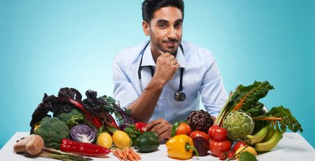 NHS doctor says he's proof that food is the best medicine - MTG UK -