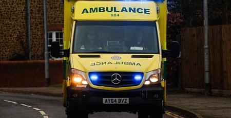 Ambulance staff abused on average three times a day - MTG UK