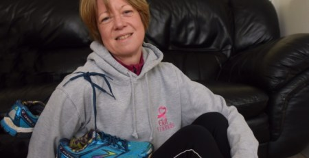 Breast cancer survivor defies the odds to run London Marathon - The Mandatory Training Group UK -