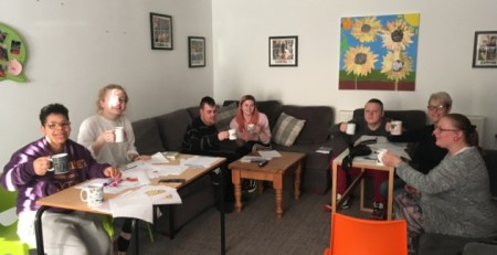 Care home for young adult with learning disabilities holds dignity day - MTG UK -
