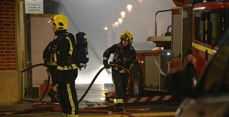 Fall in 'vital' fire safety checks, watchdog finds - MTG UK