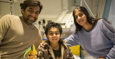 First child given pioneering CAR-T cancer therapy - MTG UK -
