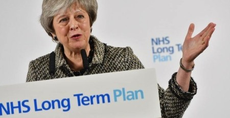 NHS 10-year plan lacks funding - MTG UK