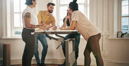 Sit less and move more to reduce risk of early death, study says - The Mandatory Training Group UK -