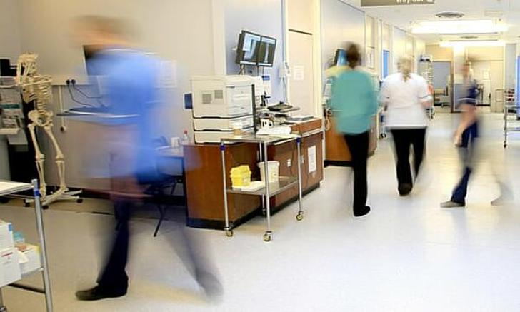 Hospitals report warns against volunteers doing work of NHS staff - MTG UK