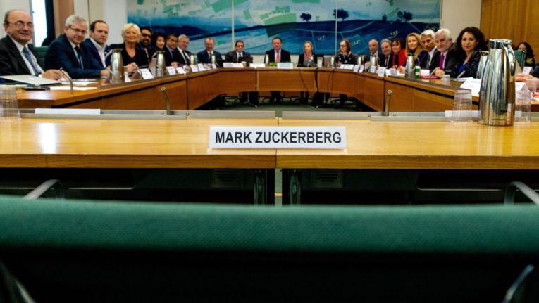 MPs release secret documents showing Facebook targeted rivals - MTG UK