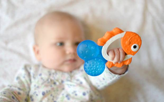 Non-medicinal options advised to soothe teething babies - The Mandatory Training Group UK -