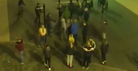 PCSO punched in face as 100 youths surround police in County Durham - MTG UK