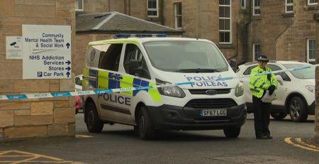 Police hunt woman after health worker stabbed at Ailsa Hospital - MTG UK