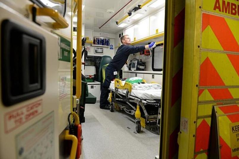Region's ambulance trust handed £18m to increase capacity - MTG UK