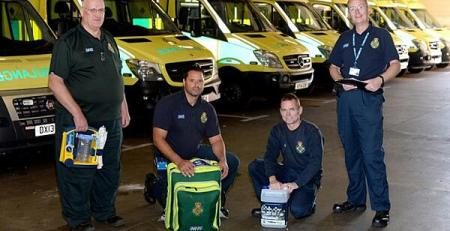 Region's ambulance trust handed £18m to increase capacity - MTG UK