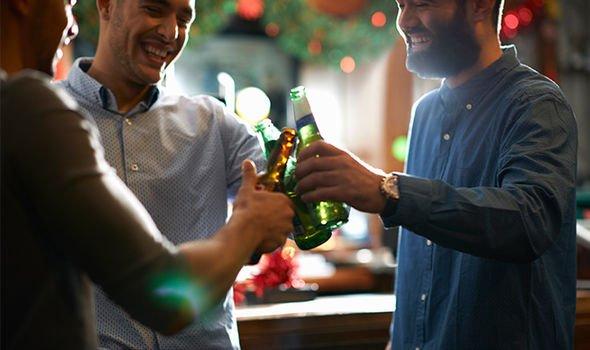 Six alcoholic drinks to avoid this festive season to beat the bloat - The Mandatory Training Group UK -