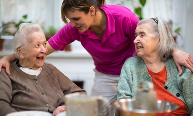 The rise of technology in care how will it affect workers - The Mandatory Training Group UK -