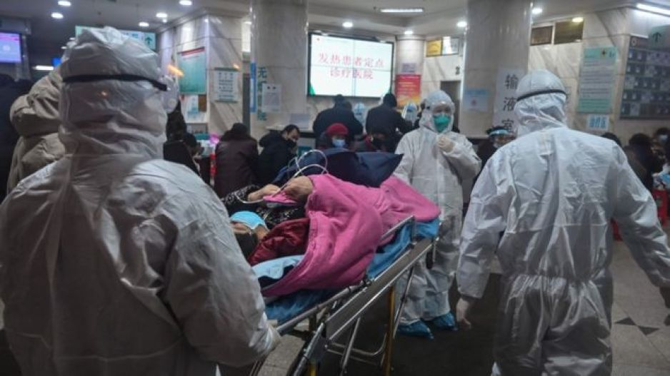 Airlift for Britons trapped in China 'under review' - MTG UK -