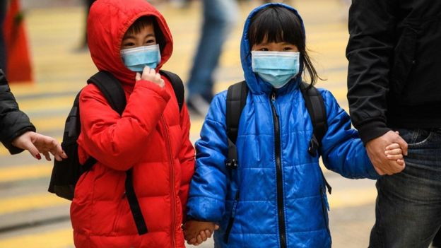 Coronavirus Hong Kong to slash border travel as virus spreads - The Mandatory Training Group UK -