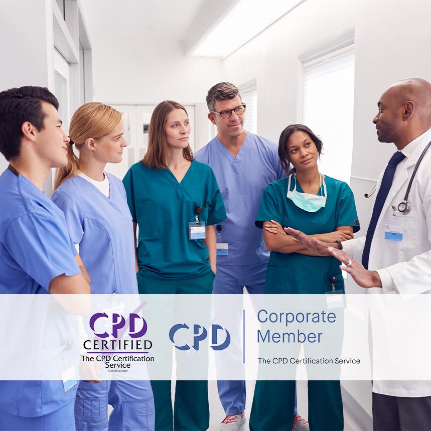 Care Staff Training - Online Training Courses - Mandatory Compliance UK -