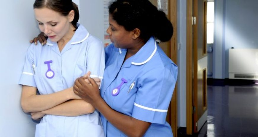 Charity creates fund to support nurses struggling due to Covid-19 - The Mandatory Training Group UK -