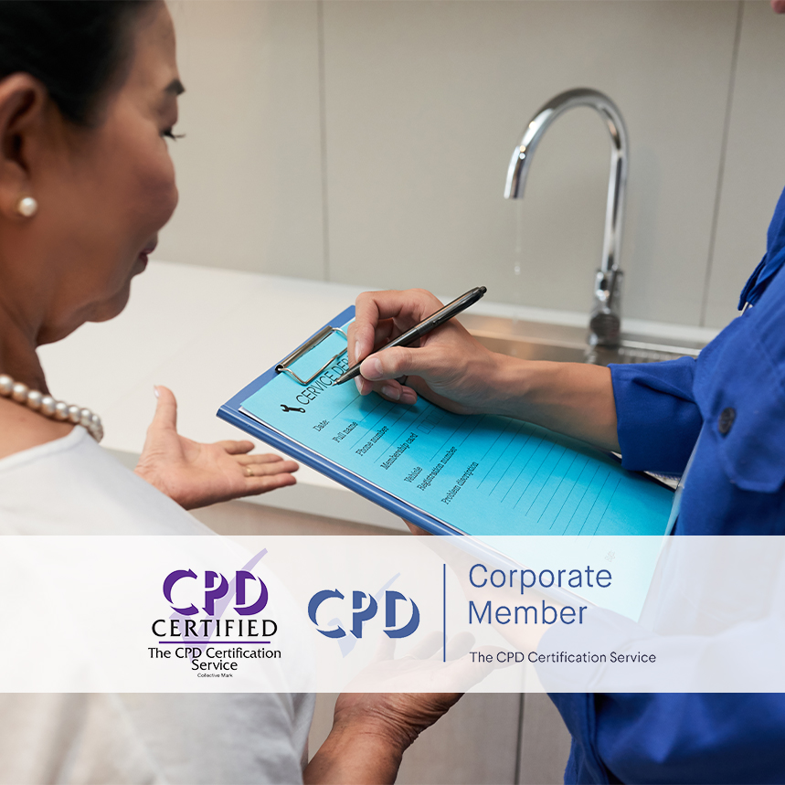 Complaints Handling Course - Online Training Courses - Mandatory Compliance UK -