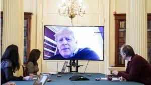Coronavirus - 20,000 former NHS staff return to fight virus, PM says 2 - The Mandatory Training Group UK -