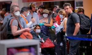 Coronavirus - Britons abroad urged to return to UK immediately - The Mandatory Training Group UK -