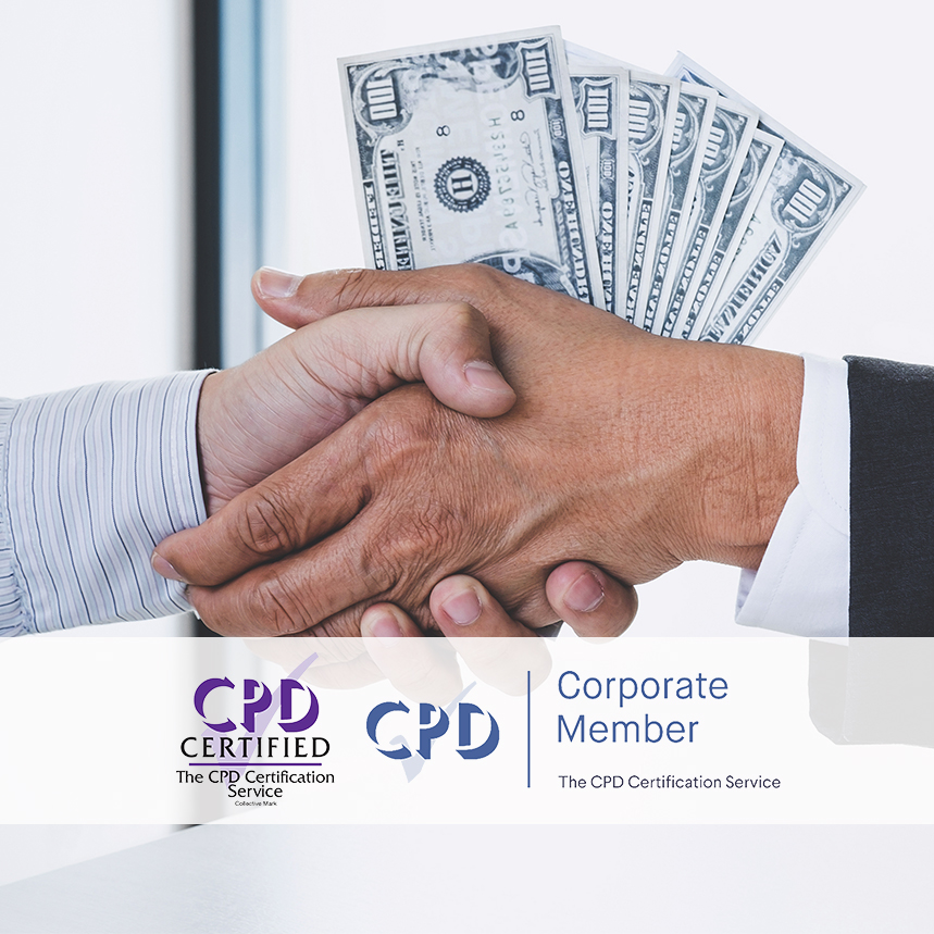 Counter Fraud Courses - Online Training Courses - Mandatory Compliance UK -