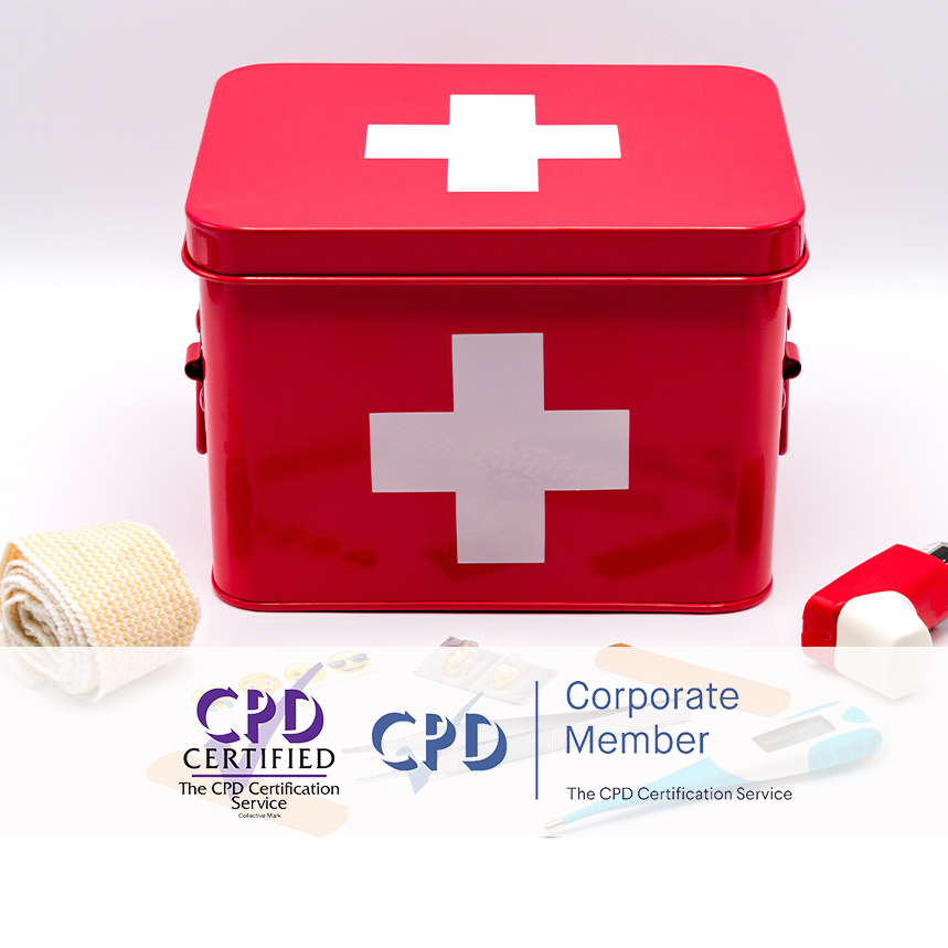 First Aid Training Courses - Online Training Courses - Mandatory Compliance UK -