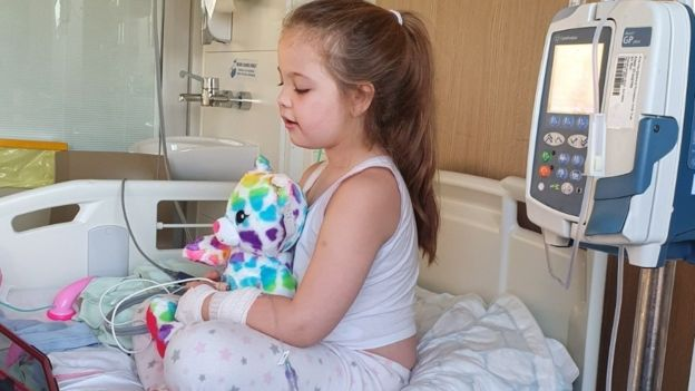 Fundraising plea after Telford girl's epilepsy diagnosis - The Mandatory Training Group UK -
