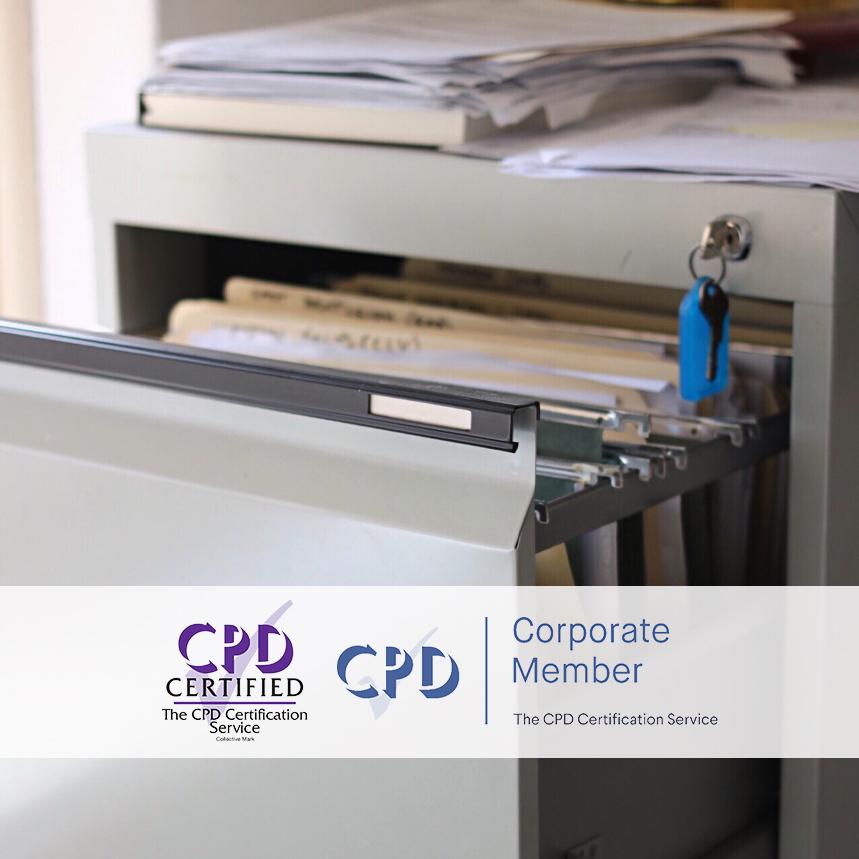 Information Governance Courses - Online Training Courses - Mandatory Compliance UK -