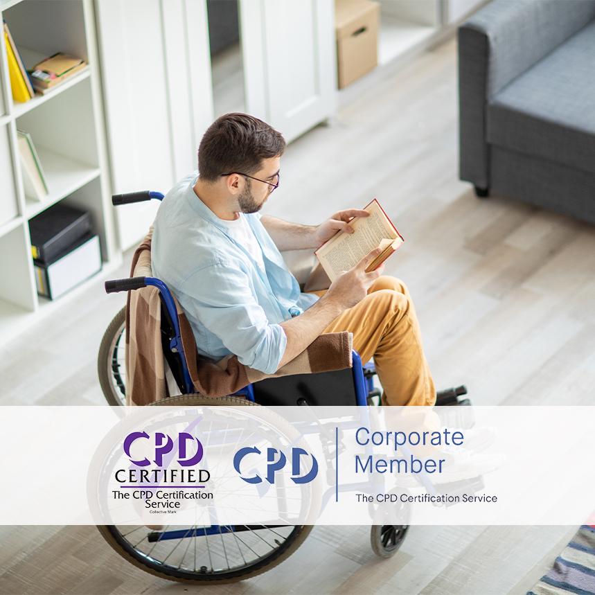 Learning Disability Courses and Training - Online Training Courses - Mandatory Compliance UK