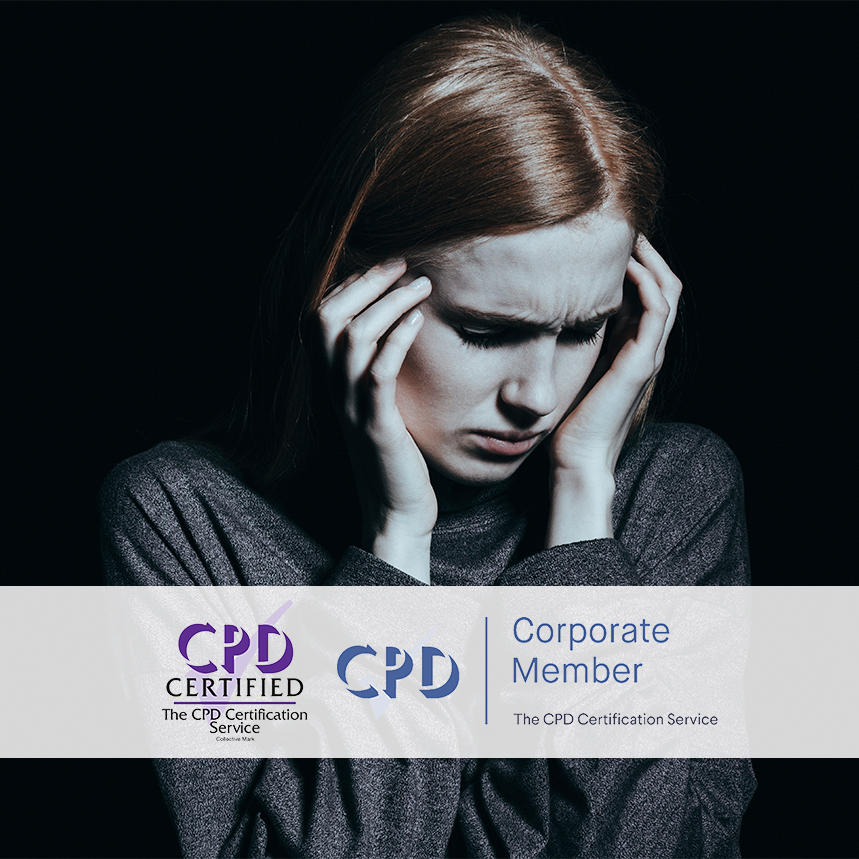 Mental Health Awareness - Online Training Courses - Mandatory Compliance UK -