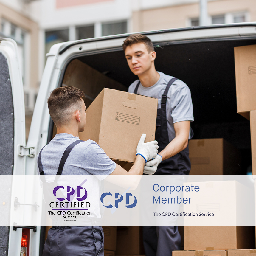 Online Moving and Handling Courses - Online Training Courses - Mandatory Compliance UK -
