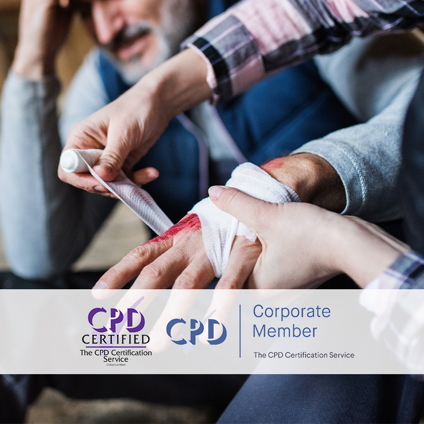 Wound Care Courses - Online Training Courses - Mandatory Compliance UK -